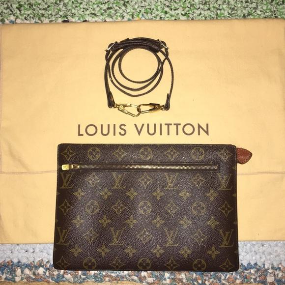 9c179787c4 Louis Vuitton Bags | Monongram Sac Enghein | Poshmark